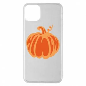 Etui na iPhone 11 Pro Max Orange pumpkin