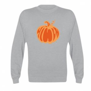 Bluza dziecięca Orange pumpkin