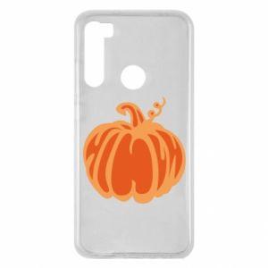 Etui na Xiaomi Redmi Note 8 Orange pumpkin
