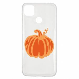 Etui na Xiaomi Redmi 9c Orange pumpkin