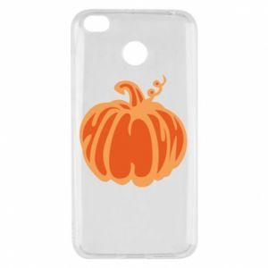 Etui na Xiaomi Redmi 4X Orange pumpkin