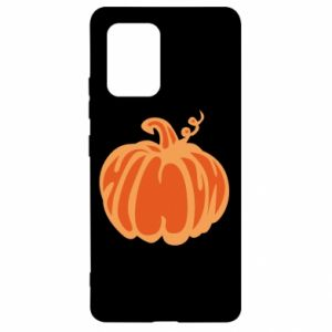 Etui na Samsung S10 Lite Orange pumpkin