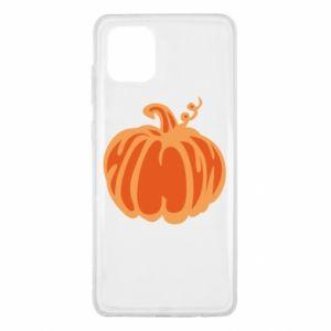 Etui na Samsung Note 10 Lite Orange pumpkin