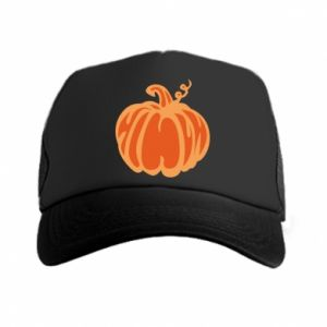 Czapka trucker Orange pumpkin