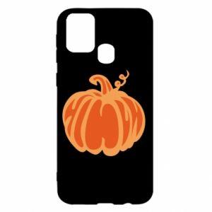 Etui na Samsung M31 Orange pumpkin