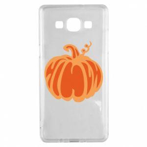 Etui na Samsung A5 2015 Orange pumpkin