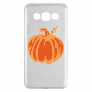 Etui na Samsung A3 2015 Orange pumpkin