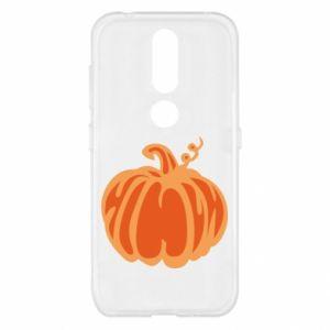 Etui na Nokia 4.2 Orange pumpkin
