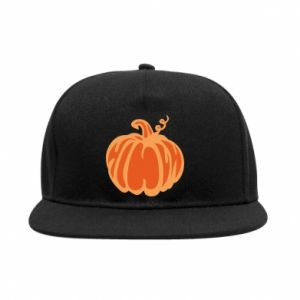 Snapback Orange pumpkin