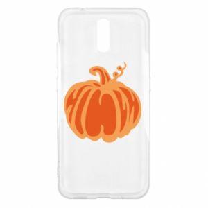 Etui na Nokia 2.3 Orange pumpkin
