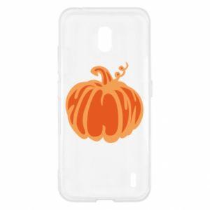 Etui na Nokia 2.2 Orange pumpkin