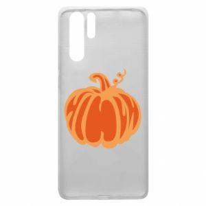 Etui na Huawei P30 Pro Orange pumpkin