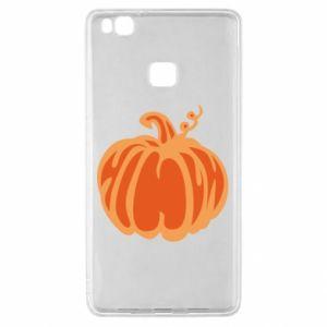 Etui na Huawei P9 Lite Orange pumpkin