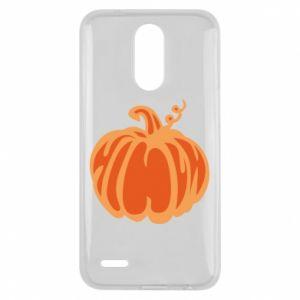 Etui na Lg K10 2017 Orange pumpkin