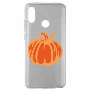 Etui na Huawei Honor 10 Lite Orange pumpkin