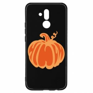 Etui na Huawei Mate 20 Lite Orange pumpkin