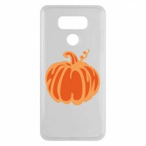 Etui na LG G6 Orange pumpkin
