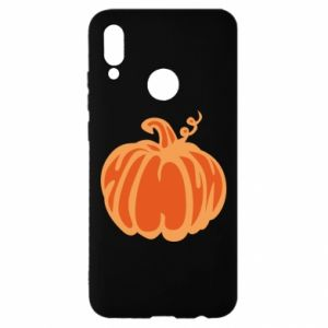 Etui na Huawei P Smart 2019 Orange pumpkin