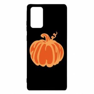 Etui na Samsung Note 20 Orange pumpkin