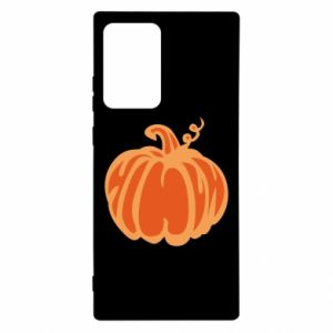 Etui na Samsung Note 20 Ultra Orange pumpkin