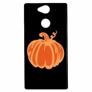Etui na Sony Xperia XA2 Orange pumpkin