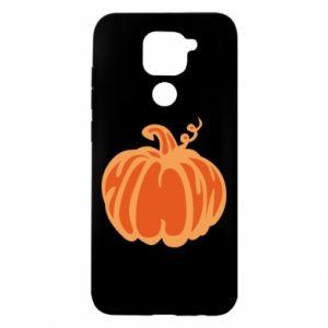 Etui na Xiaomi Redmi Note 9/Redmi 10X Orange pumpkin