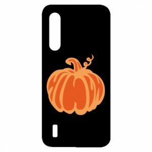 Etui na Xiaomi Mi9 Lite Orange pumpkin
