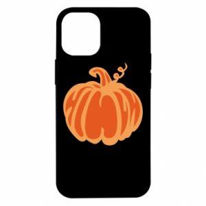 Etui na iPhone 12 Mini Orange pumpkin