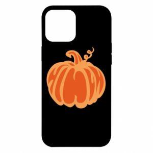 Etui na iPhone 12 Pro Max Orange pumpkin