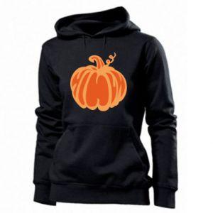 Bluza damska Orange pumpkin