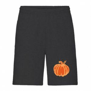 Szorty męskie Orange pumpkin