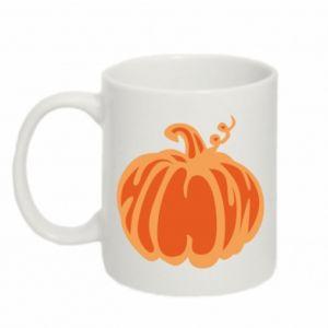 Mug 330ml Orange pumpkin