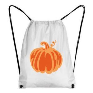 Plecak-worek Orange pumpkin