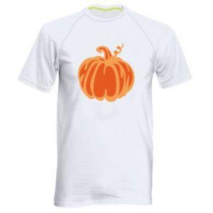 Koszulka sportowa męska Orange pumpkin