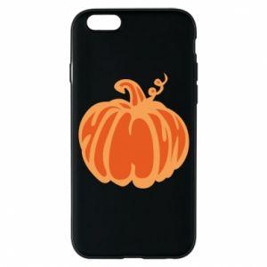 Etui na iPhone 6/6S Orange pumpkin