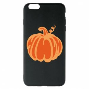 Etui na iPhone 6 Plus/6S Plus Orange pumpkin
