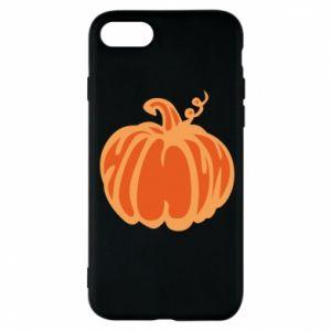 Etui na iPhone 8 Orange pumpkin