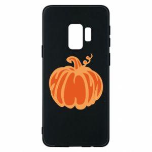 Etui na Samsung S9 Orange pumpkin