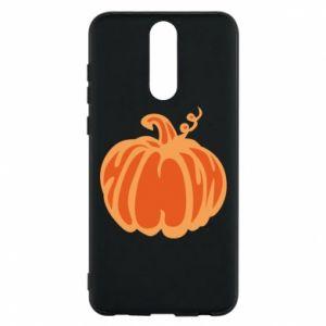 Etui na Huawei Mate 10 Lite Orange pumpkin