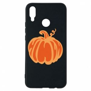 Etui na Huawei P Smart Plus Orange pumpkin