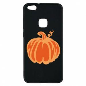 Etui na Huawei P10 Lite Orange pumpkin