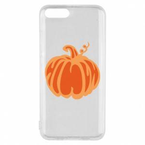 Etui na Xiaomi Mi6 Orange pumpkin