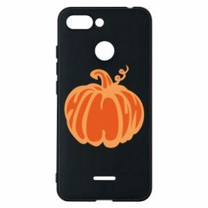 Etui na Xiaomi Redmi 6 Orange pumpkin