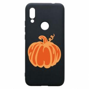 Etui na Xiaomi Redmi 7 Orange pumpkin
