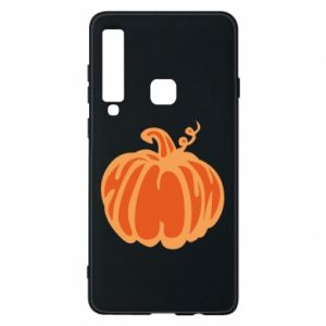 Etui na Samsung A9 2018 Orange pumpkin