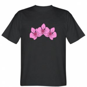 T-shirt Orchid flowers
