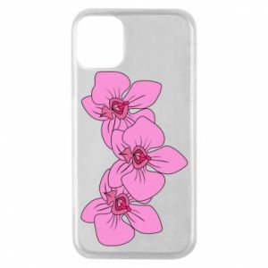 Etui na iPhone 11 Pro Orchid flowers