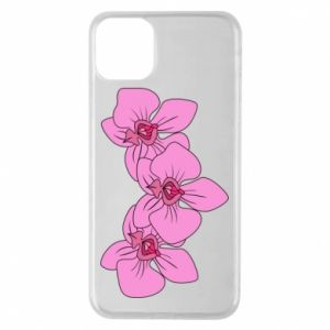 Etui na iPhone 11 Pro Max Orchid flowers