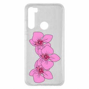 Etui na Xiaomi Redmi Note 8 Orchid flowers