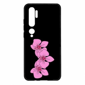 Etui na Xiaomi Mi Note 10 Orchid flowers